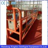 Тип Zlp100/500/630/800 суспендируя платформу/высоко платформу чистки окна ую