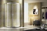 Cerco cerâmico do chuveiro do setor dos mercadorias sanitários tela de chuveiro do vidro temperado de 6/8 de milímetro