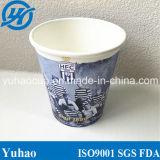 8oz Disposable Coffee Cups con Lids (YH-L227)