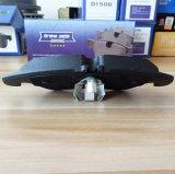 La máxima calidad disco Auto pastillas de freno delantero para Audi 8j0 698 H 151 Comercio al por mayor