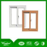 Precio barato del nuevo diseño de la ventana de desplazamiento de aluminio