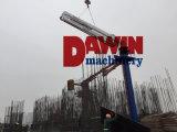 Coluna tubular betão hidráulico colocando a lança com 29m 33m Colocação Arms