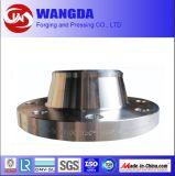 Glissade modifiée par acier modifiée par rf de la norme ANSI 150# sur la bride
