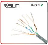 U/UTP Cat5e cabo de comunicação com marcação CE/ RoHS/ Aprovação ETL