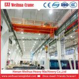 Pont roulant de Weihua pour des centrales