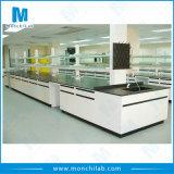 Säure-und Alkali-Beweis-Stahllaborinsel-Prüftisch