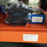 Peças para automóveis Ford pastilhas de travões de disco de freio (93183140) D1095