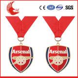 Médaille de la promotion de Médaillon en métal, personnalisée en usine de la médaille de métal 3D