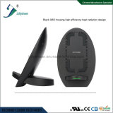 Neuestes Modell-bester Heiß-Verkaufender intelligente schnelle drahtlose Aufladeeinheits-eingebauter kleiner Ventilator, hohe Leistungsfähigkeit Wärme-Strahlung, Patent-Entwurfs-Nizza Aussehen