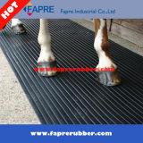 Couvre-tapis en caoutchouc de caillou de cheval fait sur commande d'usine