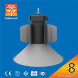 alloggiamento chiaro industriale di 100W LED Highbay con il dissipatore di calore del PCI
