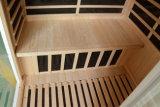 Mejor DOS sauna de infrarrojos Hotwind Sauna