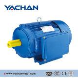 CE Aprovado Série Yc com Condensadores de partida Motor elétrico monofásico