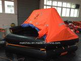 Type de SOLAS D Davier-Lançant le radeau de sauvetage gonflable