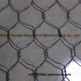 O hexagonal pesado / Tecidos de malha de gabião Gabião Caixa / Soldada Malha gabião
