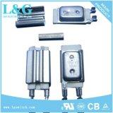 fusibile termico di temperatura della protezione di risistemazione manuale 17ami per gli elettrodomestici