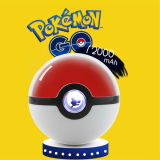 2016 3 de génération de Pokemon go Related Pokeball chargeur Powerbank 12000mAh