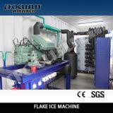 Machine Van uitstekende kwaliteit van het Ijs van de Vlok van het Zeewater van de Container van de Verkoop van Focusun de Hete