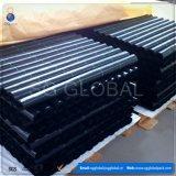 Traitement UV 3oz noir PP tissés agricole de la couverture du sol