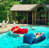 ベストセラーの膨脹可能なソファーの空気ソファーベッドの空気ソファーの膨脹可能な空気ソファーベッドのLamzacのエアーバッグの膨脹可能なソファー