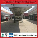 42000~45000liters Schmieröltank-Schlussteil-große Kapazitäts-Kraftstoff-Tanker-Schlussteil für Verkauf