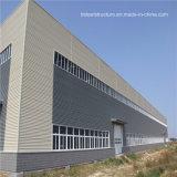 Figerglass Zwischenlage-Panel-Aufbau-Stahlrahmen-Zelle-Lager-Gebäude