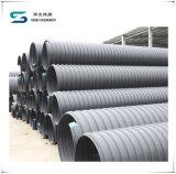 Großer Durchmesser HDPE Stahlband-verstärktes zusammengesetzte Spirale-gewölbtes Rohr mit bestem Preis