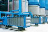 Resistencia da alta temperatura todo el tipo de placa soldado cambiador de calor para el enfriamiento de petróleo y del gas