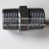 Pezzi meccanici di CNC dell'acciaio inossidabile di precisione del manicotto d'acciaio dell'asta cilindrica