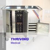 고품질 전기 난방 음식 트롤리 (THR-FC001)