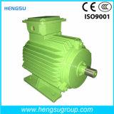 Moteur électrique de fonte de Ye3 7.5kw d'induction triphasée de fer