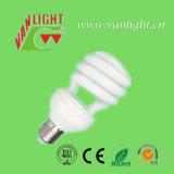 Halbes gewundenes energiesparendes Licht des T2-23W, CFL Lampe