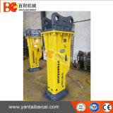 De Hydraulische Breker van KOMATSU Soosan met Beitel 140mm
