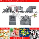 Coup de sifflet tablette Bubble Gum Candy Ligne de Production