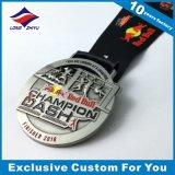 concessão Sportsmanufacture do medalhão das medalhas da reunião de esportes 3D