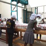 L'Afrique la farine de maïs pour les fines de machine à fraiser la farine de maïs (30t/24h)