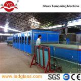 柔らかく低いEガラスの緩和された機械