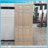 ドアの皮のためのOkoumeのベニヤ6panelのドアの皮の合板