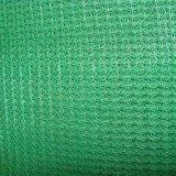 Impalcatura che sviluppa la rete verde dell'armatura della costruzione per l'esportazione