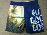 Shorts su ordinazione della scheda dello Swimwear del Beachwear di sublimazione dei capretti