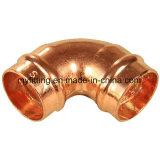 Fabricante de 20 años de 1/4 de fundición~4 Presione el anillo de soldadura de cobre racores de acoplamiento de 15mm y 22mm con el precio de fábrica