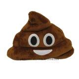 Cuscino molle farcito di Poop di Emoji della peluche