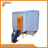 Cabina automatica Cl3145 della pittura della polvere con spese generali attraverso