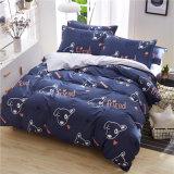 싼 가격 중국 도매 공급자에 의하여 인쇄되는 면 침대 시트
