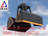 Электрический гидровлический грейферный ковш самосхвата Clamshell дистанционного управления