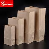 Bolso de papel decorativo impreso a prueba de grasa