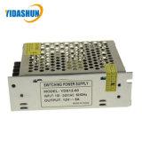 12V 5A 60W LED Streifen-Transformator Wechselstrom-Gleichstrom-industrielle Schaltungs-Stromversorgung