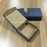 Comercio al por mayor papel Kraft Caja de regalo Papel Kraft Logotipo estampado personalizado Embalaje