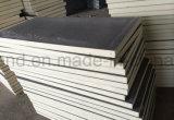 L'isolement et de conseil en polyuréthane résistant au feu pour murs et un toit