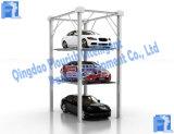 Multi Fußboden-vertikaler Ablagefach-Parken-Aufzug-Parkensystem Auto-Aufzug